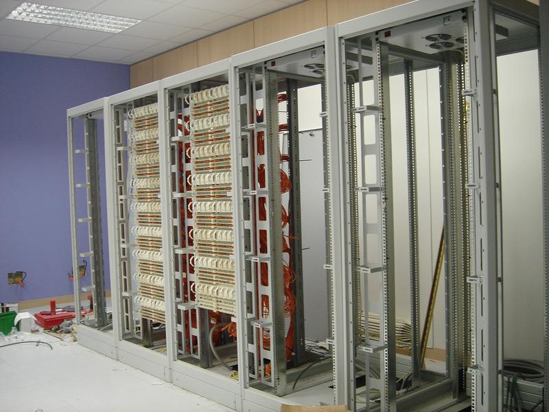 Electricidad y redes informáticas
